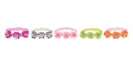 Prinsessen Schoenen Lichtroze Glitter + kadootje