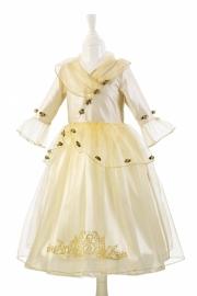 Prinsessenjurk Clarisse Goud - Souza jurk