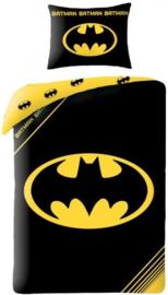 Batman dekbed zwart