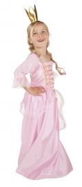 Prinsessenjurk Roze Goud