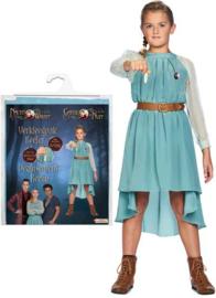 Verkleedpak jurk Nachtwacht Keelin