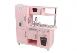 KidKraft Keukentje Retro Roze