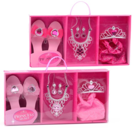 Prinsessen Set Schoentjes Sieraden