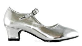 Prinsessen Schoenen Zilver - koopjeshoek