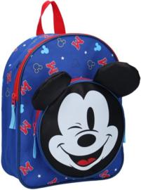 Mickey Mouse Rugzak Hoofd Oren