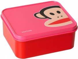 Paul Frank Lunchbox roze