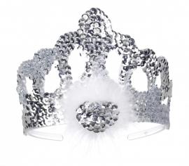 Prinsessen Kroontje Anna zilver | Souza