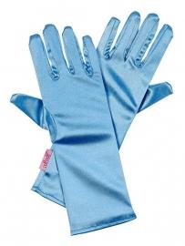 Frozen Handschoenen Elsa Blauw ijsprinses