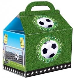 Voetbal Traktatie Verrassingsdoosje