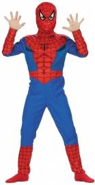 Spiderman Kostuum Kind - maat 7-8 jaar