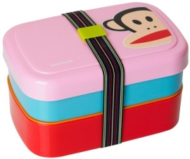 Paul Frank Lunchbox Driedelig 1