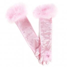 Prinsessen handschoenen