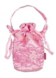 Prinsessen Tasje roze Floor Souza for Kids