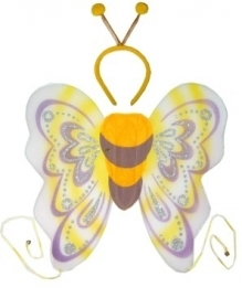 Bijtje Vleugels Set
