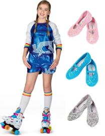 K3 roller disco pakje schoentjes pakket