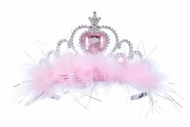 Prinsessen Kroontje Jaida roze