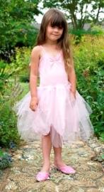 Elfje jurk Fairy lichtroze