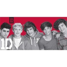 One Direction Handdoek Badlaken Crush