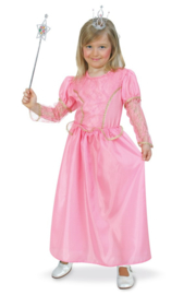 Prinsessenjurk Rosa