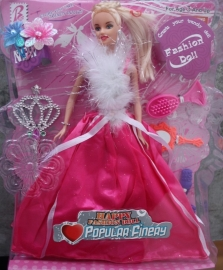 Happy Fashion Doll