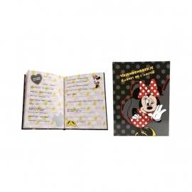 Minnie Mouse Vriendenboekje