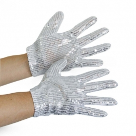 Handschoenen Glitter