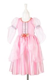 Prinsessenjurk roze Elvera