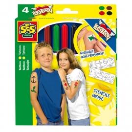 Tattoo Stiften SES