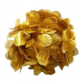 Haarbloem Goud