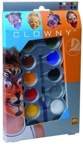 Schmink Set SES Clowny | Basis