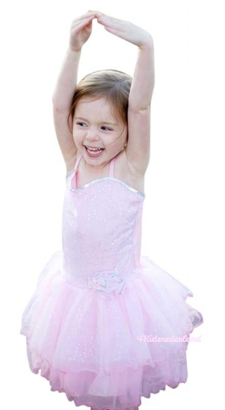 Prinsessenjurkje roze prinses