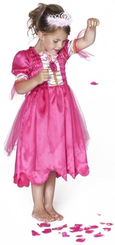 Prinsessenjurk Carmen + gratis Souza ring!