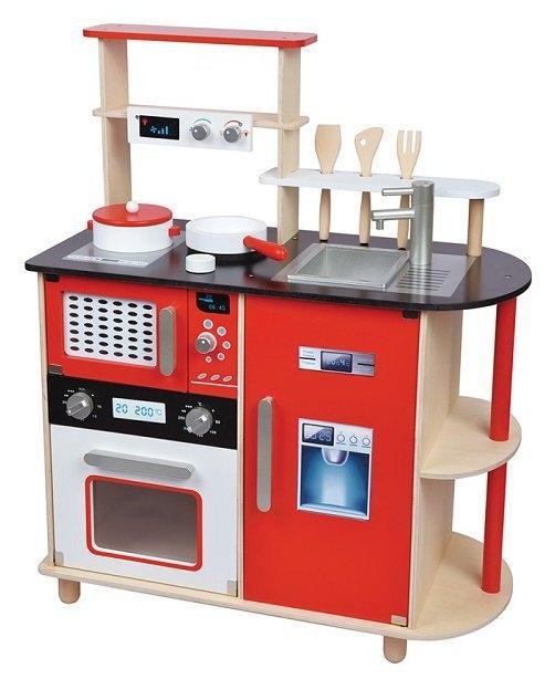 Keukentje hout New Classic Toys