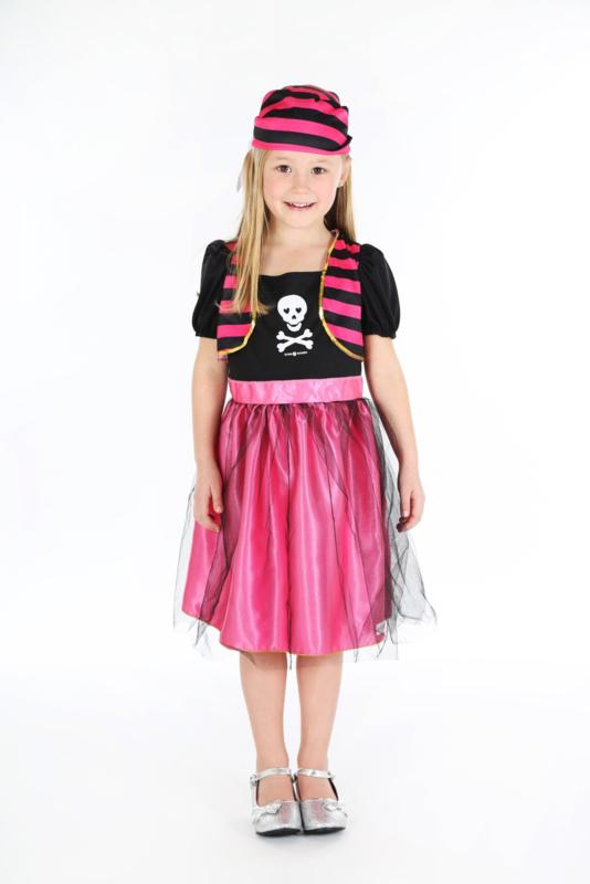 Piraten Pak Piraat meisje Angelica