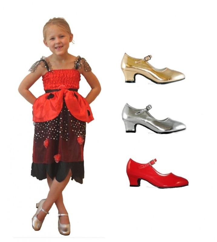 Prinsessenjurk Red Flower Pakket | SALE