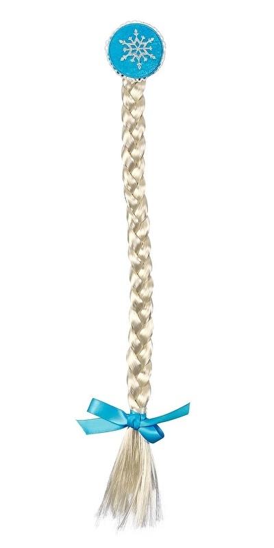 Frozen Vlecht Elsa Clip