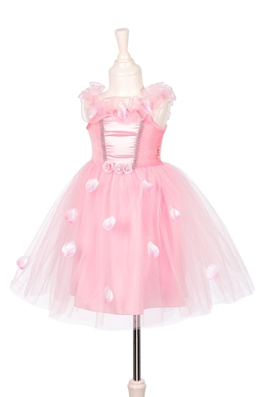 Prinsessenjurk Roze luxe prinses Janette