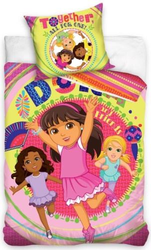 Dora Dekbed Together All for One