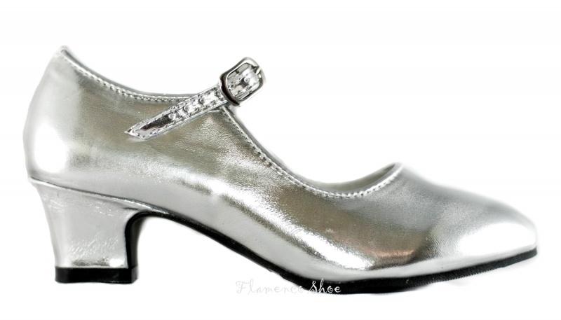 Prinsessen Schoenen Zilver + gratis kadootje