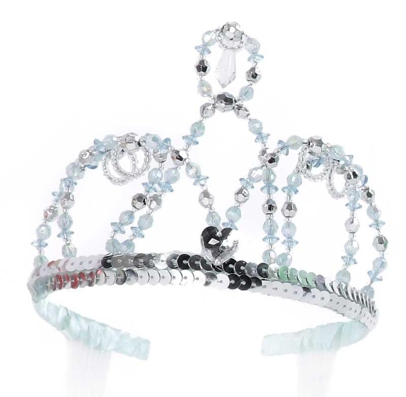 Prinsessen Kroontje Luxe | Zilver