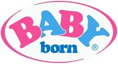 Kleurplaten Baby Born.Baby Born Pop Roze My Little Baby Born Baby Born