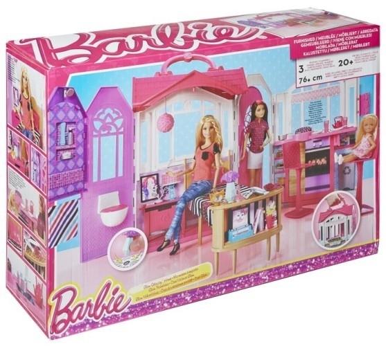 Barbie Glamour Vakantie Huis