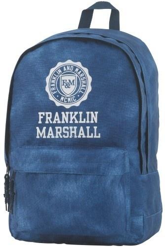 Franklin Marshall Rugtas Campus Vintage Blue
