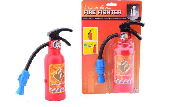 Brandweer Brandblusser II