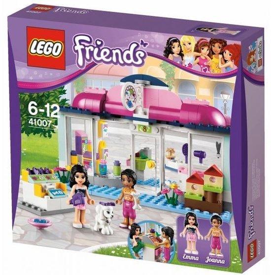 Lego Friends Dierensalon