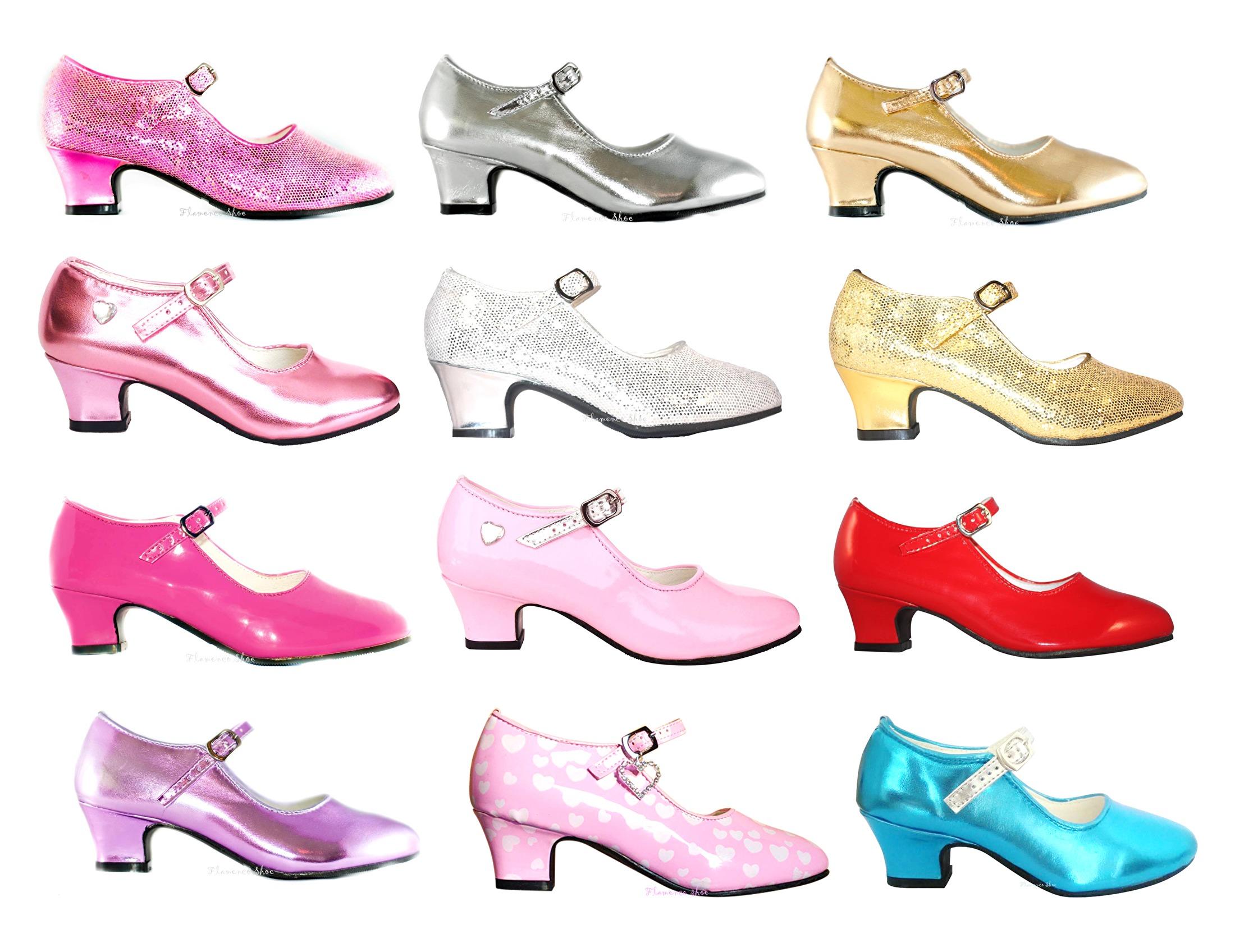 Prinsessen schoenen overzicht