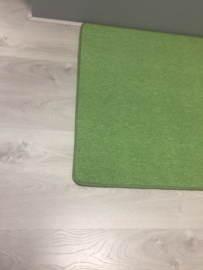 Budget effen speelkleed groen 90x150cm