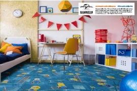 Minions tapijt AO Speelkleed