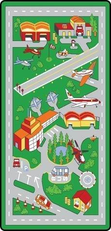 Vliegveld Speelkleed