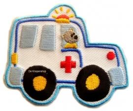 AJ14 Ziekenwagen